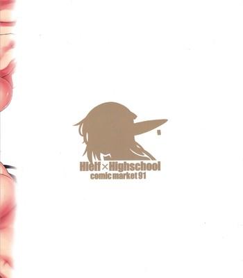 High elf X Highschool ch 1-9 comic porn sex 312