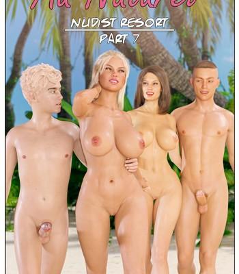 Porn Comics - Au Naturel – Nudist Resort part 7
