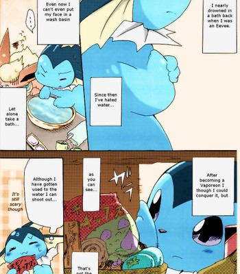 Epic plan for an exciting bath! [English] [Colorized] comic porn sex 002