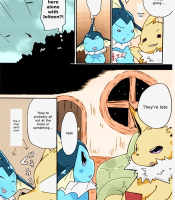 Epic plan for an exciting bath! [English] [Colorized] comic porn sex 004