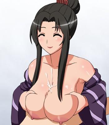 Falchion's CG Kanokon comic porn sex 025