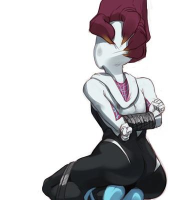 Porn Comics - Spider-Gwen: Personal Rape-Maid