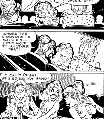 The Swinging Dirty Comix comic porn sex 016