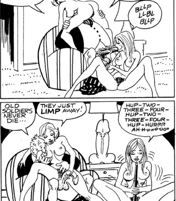 The Swinging Dirty Comix comic porn sex 024