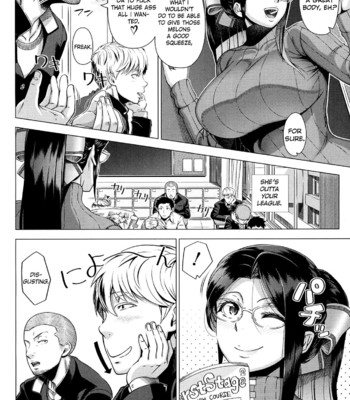 Mrs. Yukino's Sex Education Colored and Black & White comic porn sex 008