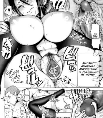 Mrs. Yukino's Sex Education Colored and Black & White comic porn sex 048