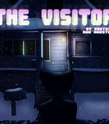 Porn Comics - The Visitor