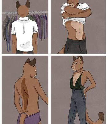A Gentle Touch comic porn sex 003