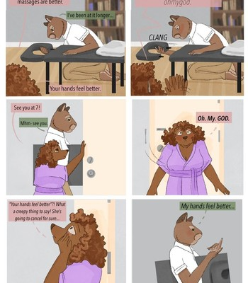 A Gentle Touch comic porn sex 029