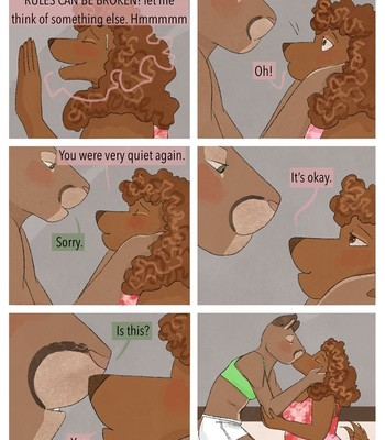 A Gentle Touch comic porn sex 083