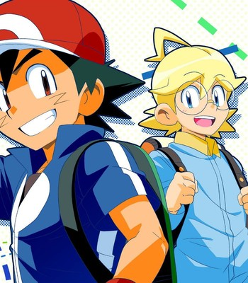 Porn Comics - Pokemon  XY dj –  On The Great Journey