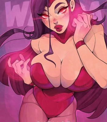 Porn Comics - Touch Me