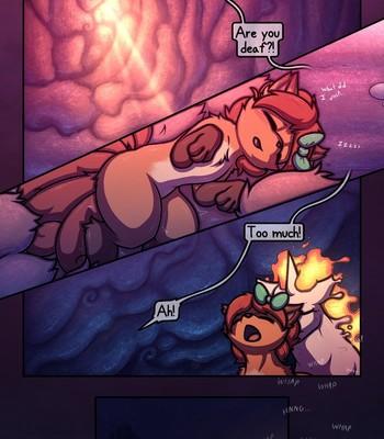 Wanderlust: Chapter 4 comic porn sex 015