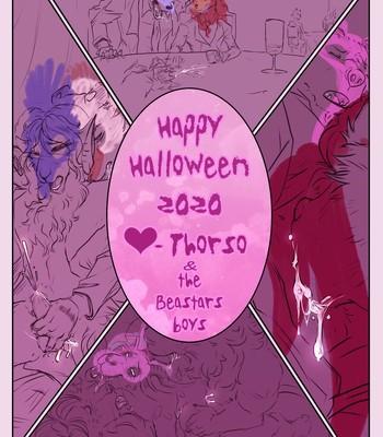 Porn Comics - Happy Halloween Beastars