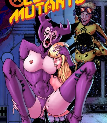 Porn Comics - House of XXX: Lewd Mutants