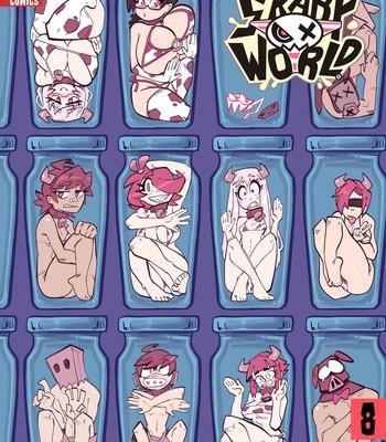 Porn Comics - Skarpworld – Chapter 8: Milk Crisis part two