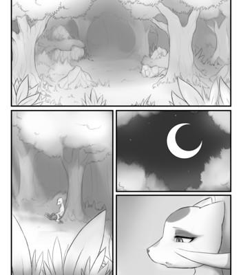 Porn Comics - Mienshao Comic by Darkmirage