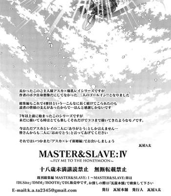 Master & slave IV comic porn sex 145