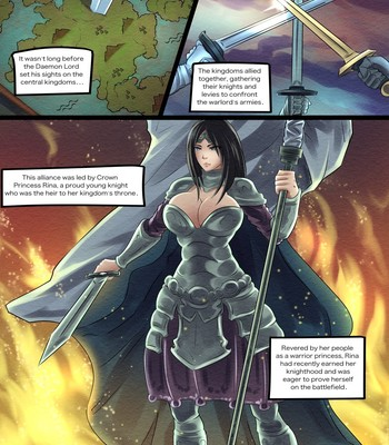 Mercenary Breeder (ongoing) comic porn sex 004