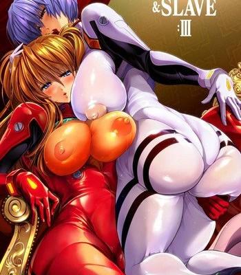 Porn Comics - Master & slave III