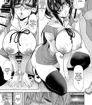 Master & slave III comic porn sex 016