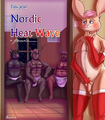 Porn Comics - Nordic Heat Wave
