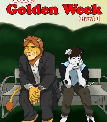Porn Comics - The golden weak (1-7)