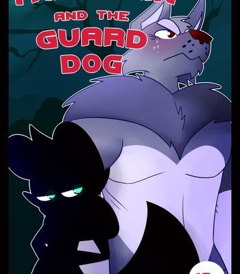 Porn Comics - Tanookin and the Guard Dog