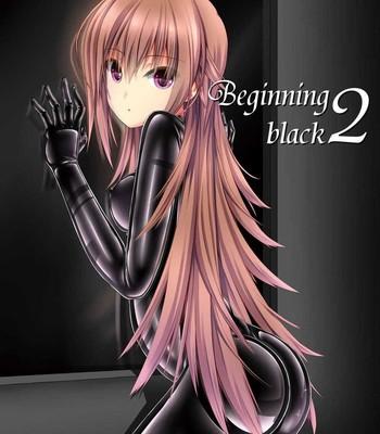 Porn Comics - Beginning black 2