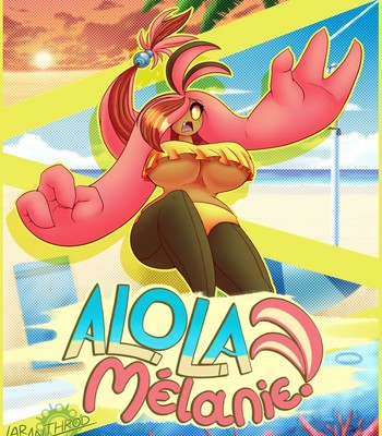 Porn Comics - Alola Melanie (Pokemon)