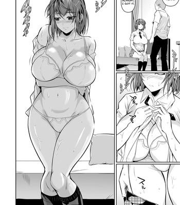 Touchuukasou Chapter 1-8 comic porn sex 009