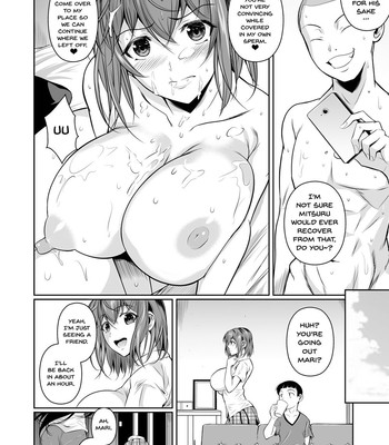 Touchuukasou Chapter 1-8 comic porn sex 019