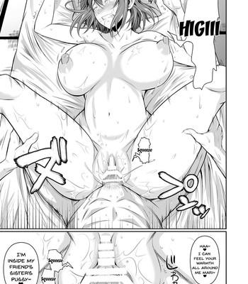 Touchuukasou Chapter 1-8 comic porn sex 030
