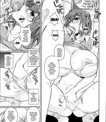 Touchuukasou Chapter 1-8 comic porn sex 058