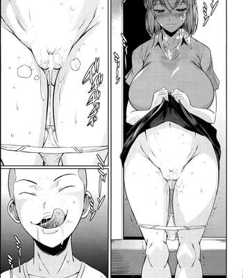 Touchuukasou Chapter 1-8 comic porn sex 072