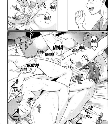 Touchuukasou Chapter 1-8 comic porn sex 073
