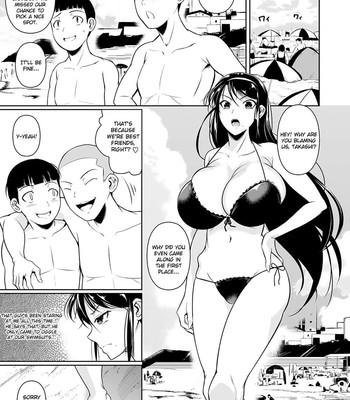 Touchuukasou Chapter 1-8 comic porn sex 095