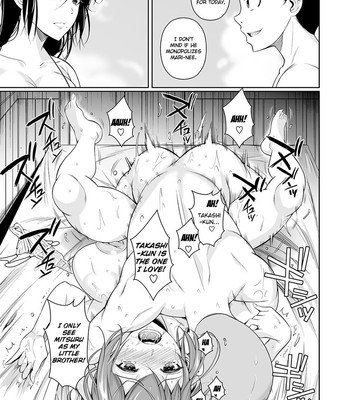 Touchuukasou Chapter 1-8 comic porn sex 125