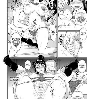 Touchuukasou Chapter 1-8 comic porn sex 203