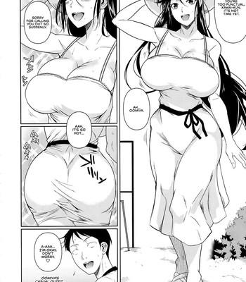 Touchuukasou Chapter 1-8 comic porn sex 237