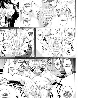 Touchuukasou Chapter 1-8 comic porn sex 256