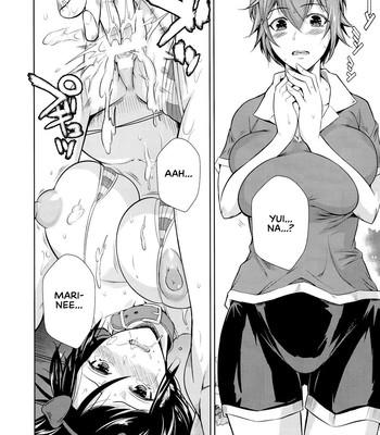 Touchuukasou Chapter 1-8 comic porn sex 291