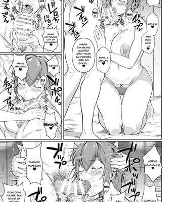 Touchuukasou Chapter 1-8 comic porn sex 310