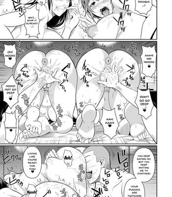 Touchuukasou Chapter 1-8 comic porn sex 322