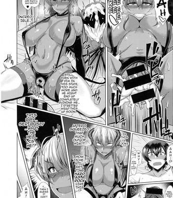 Succubus Panic 1-2 (english translation) comic porn sex 015