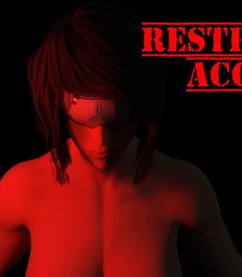 Porn Comics - Restricted Accesss