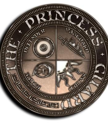 Porn Comics - The Princess Guard (ongoing)