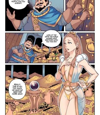 The Princess Guard (ongoing) comic porn sex 003