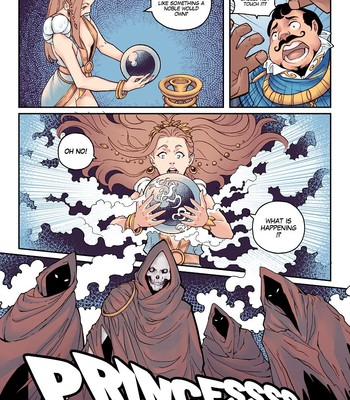 The Princess Guard (ongoing) comic porn sex 004