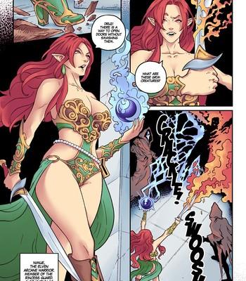 The Princess Guard (ongoing) comic porn sex 007
